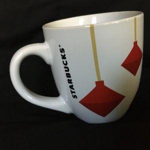 Starbucks 2012 Christmas Ornaments Mug Coffee Mug